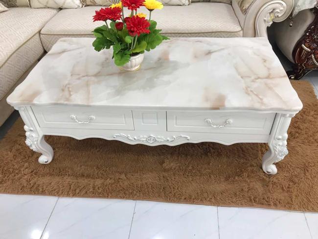 Mẫu Bàn Trà Sofa Mang Phong Cách Cổ điển