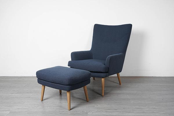 Mẫu Ghế đọc Sách Pelagonia Chair & Stool