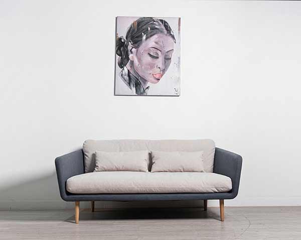 Mẫu Ghế Sofa Giường Nằm Thư Giãn Morris 2.5 Seater