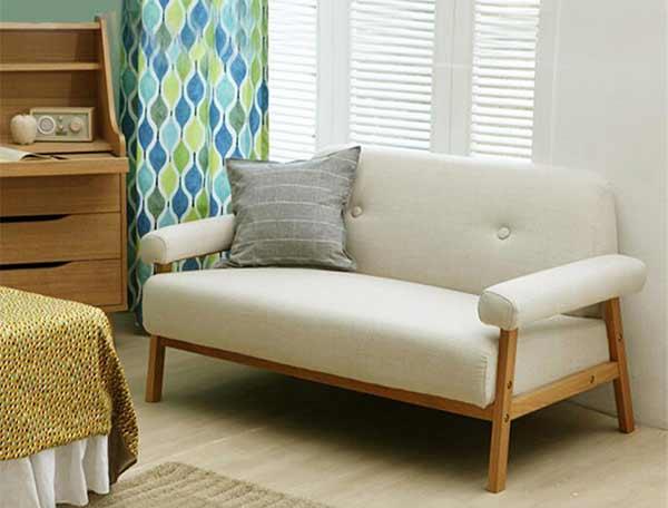 Mẫu Sofa đơn Giường Nhỏ