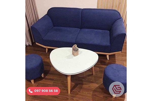 Sofa Văng Style Velvet Sfv 137