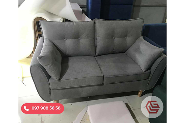 Sofa Văng Style Vera Xám Sfv 127