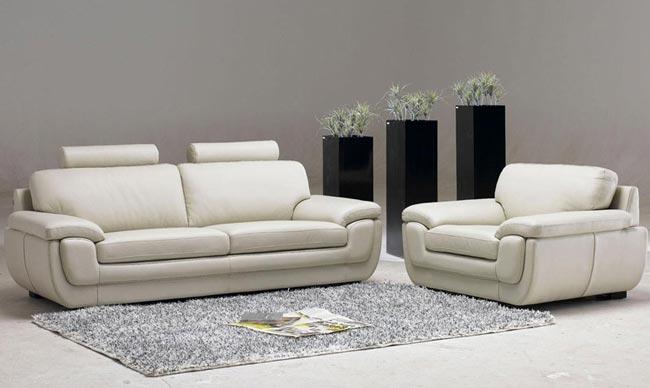 Tránh đặt Ghế Sofa Da Nới Có Tiếp Xúc ánh Nắng Trực Tiếp