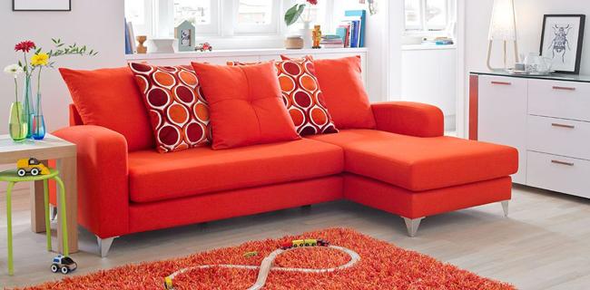 Màu Ghế Sofa Cho Người Mệnh Hỏa