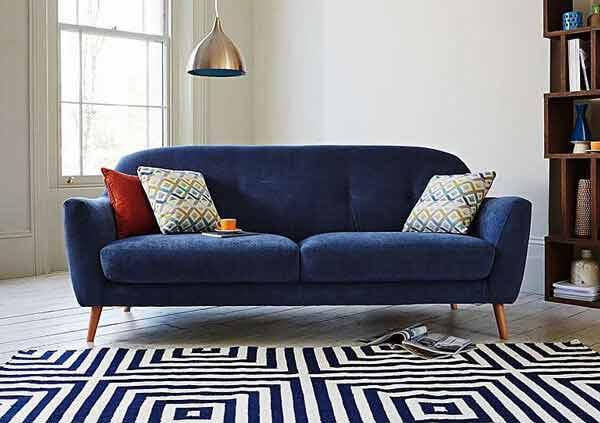 Ghế Sofa đôi Kurve