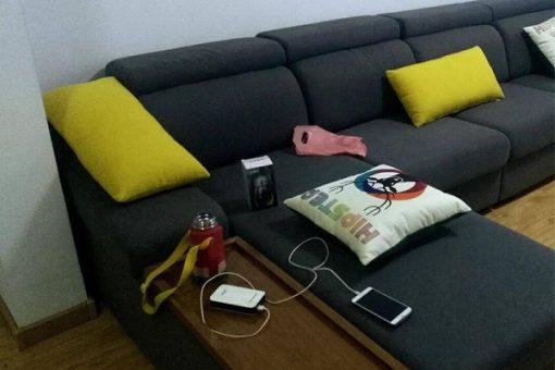 Sofa Phòng Khách Mã Spk 05