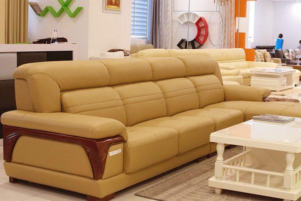 Sofa Phòng Khách Mã Spk 09