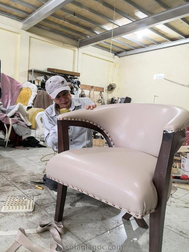 Xưởng đóng Sofa Giá Rẻ tại Long Biên 2