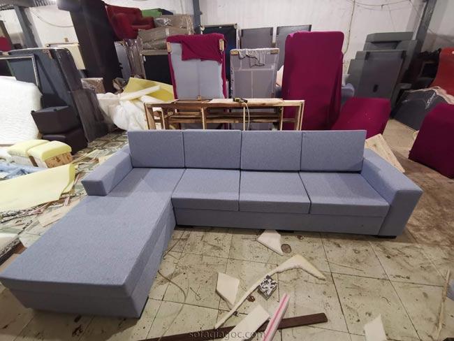 Xưởng đóng Sofa Giá Rẻ tại Long Biên4