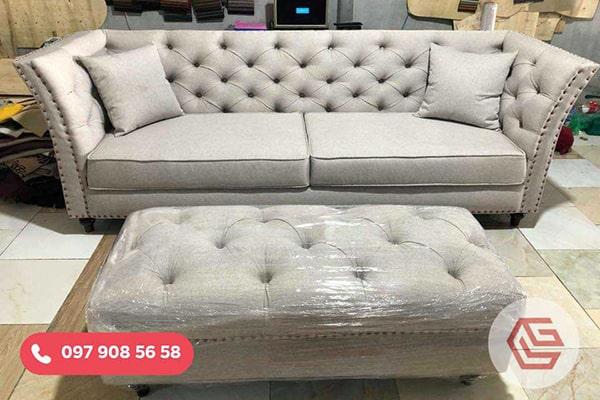 Sofa Văng Style Knole Sfv 152