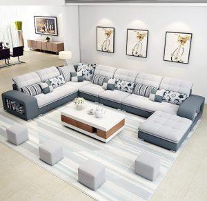 Sofa Chữ L sang trọng